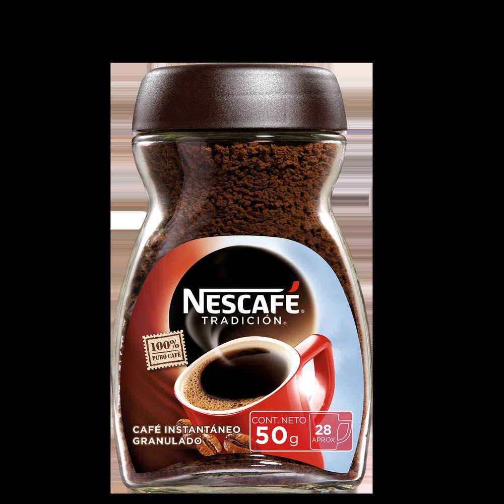 Café Tradición instantáneo granulado