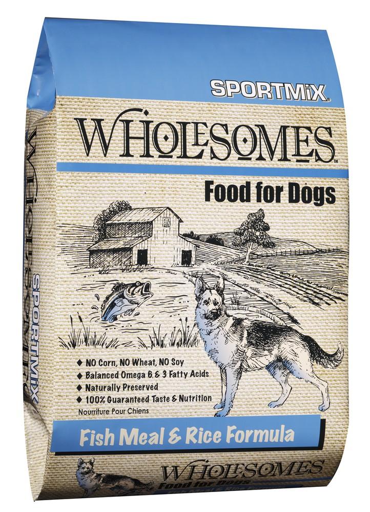 Whitefish & brown rice 12 kg