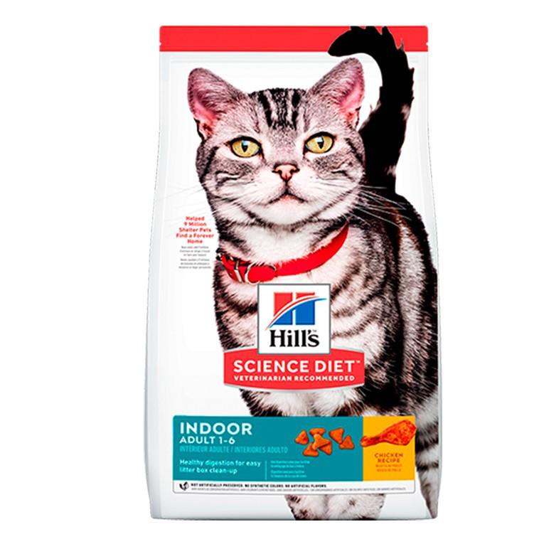 Adult indoor felino 1,6 Kg