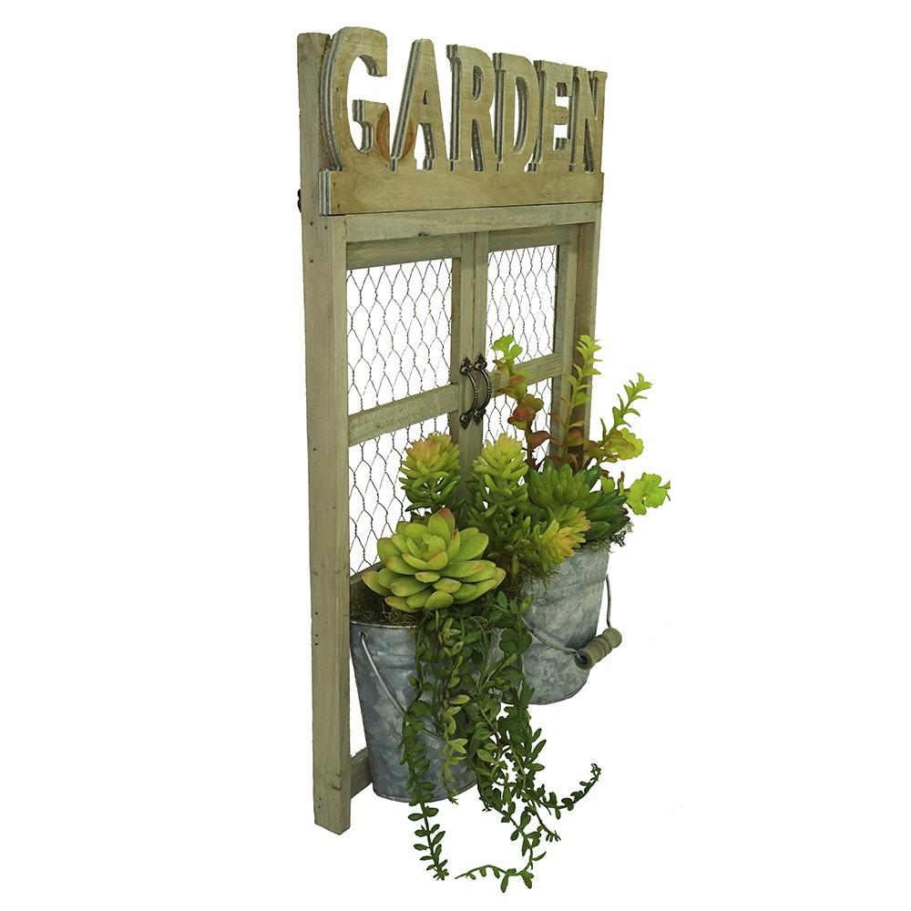 """Base de pared """"garden"""""""