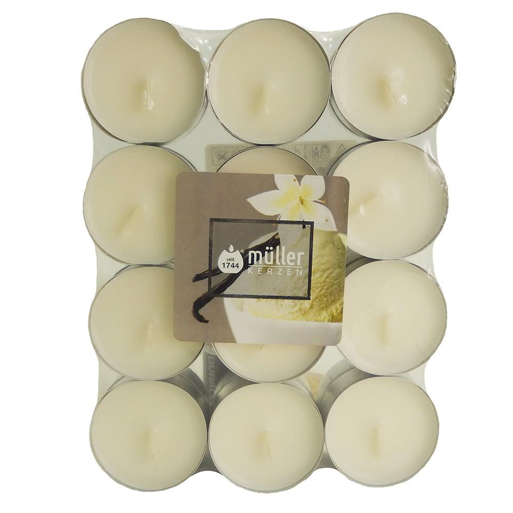 Tealight aromatico (24) vainilla x24