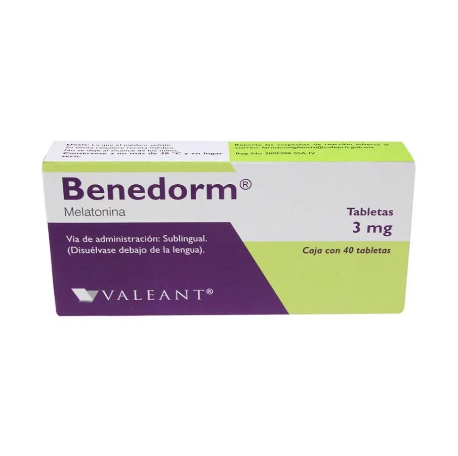 Benedorm 3 mg