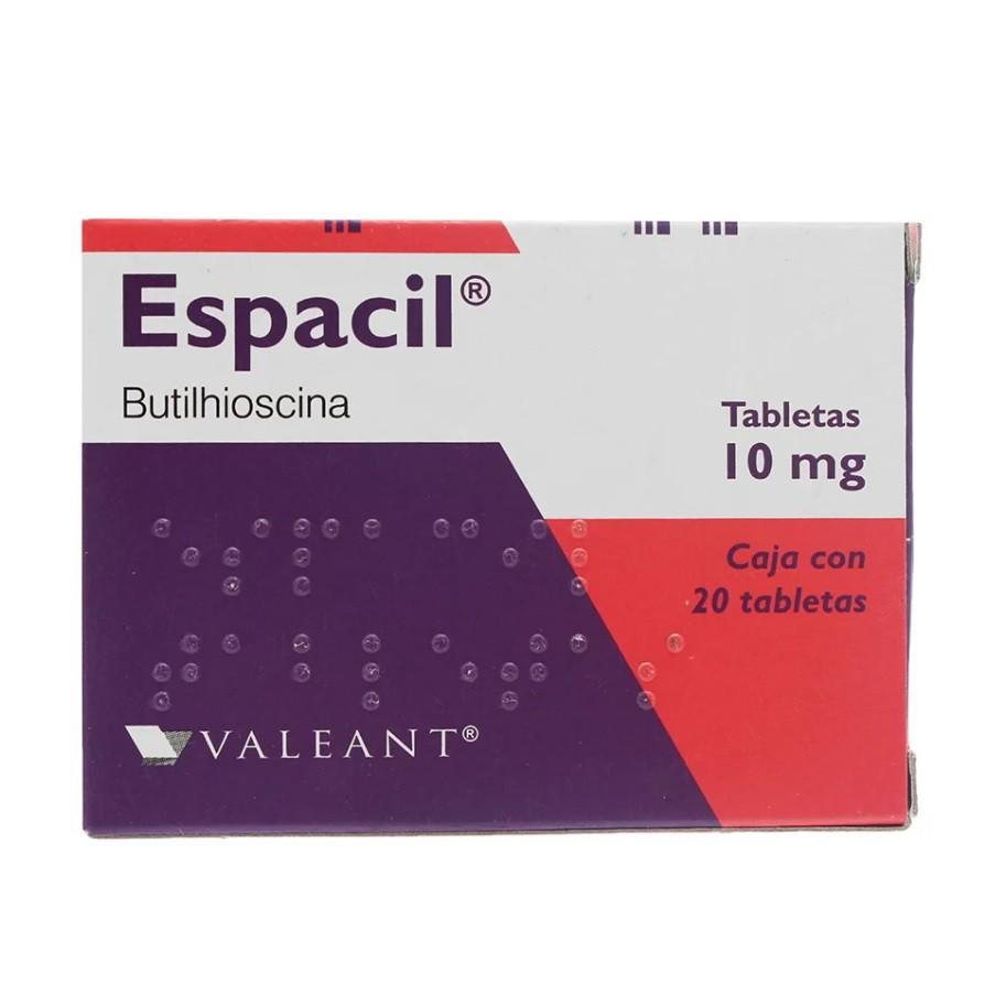 Espacil 10 mg