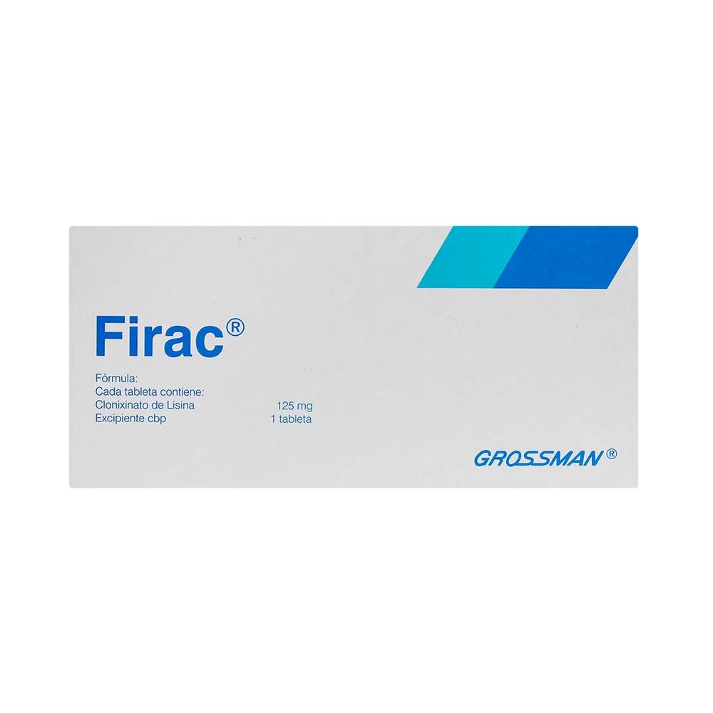 Firac tabletas 125 mg