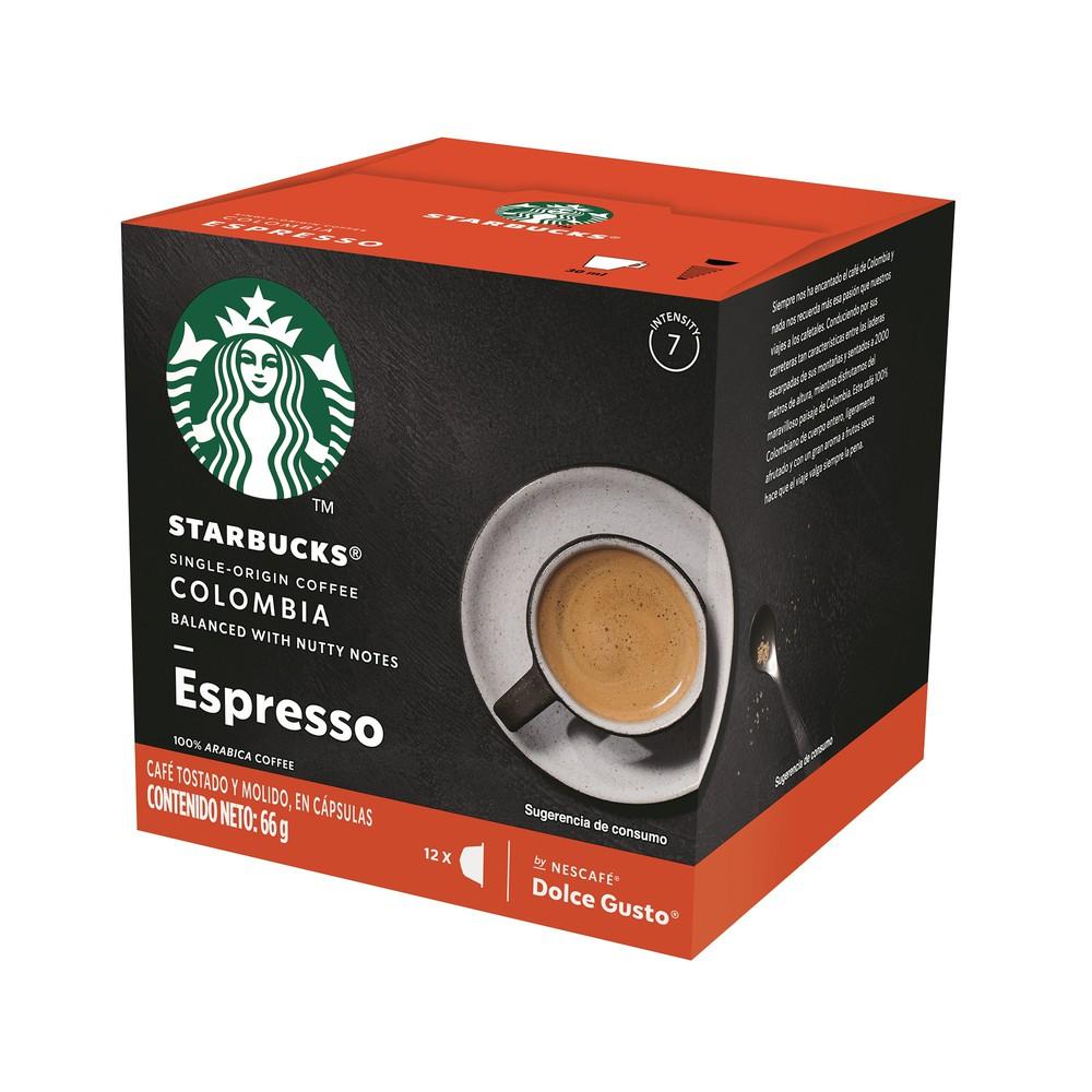 Nescafé Dolce Gusto Espresso Colombia cápsulas