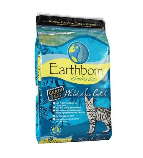 Wild sea catch alimento libre de grano para gatos bolsa de 2kg