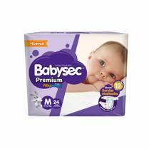 Pañal babysec premium