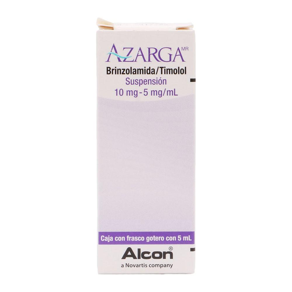 Azarga suspensión 5 ml