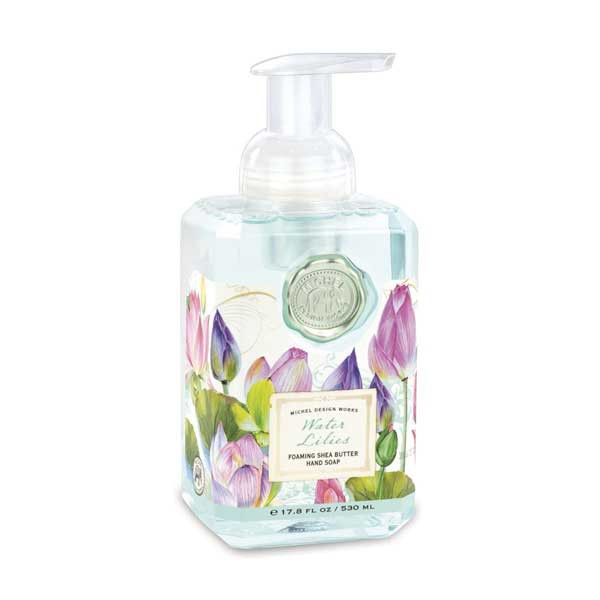 Jabón espuma water lilies 530ml