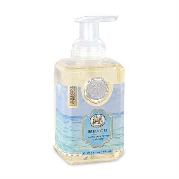 Jabón espuma beach 530 ml