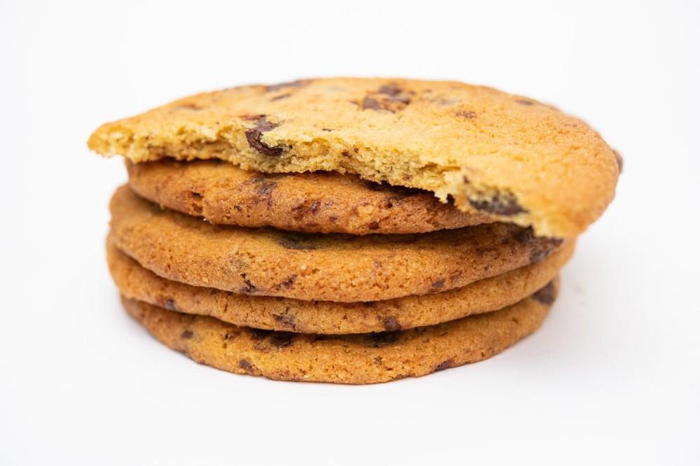 Cookies chips de chocolate
