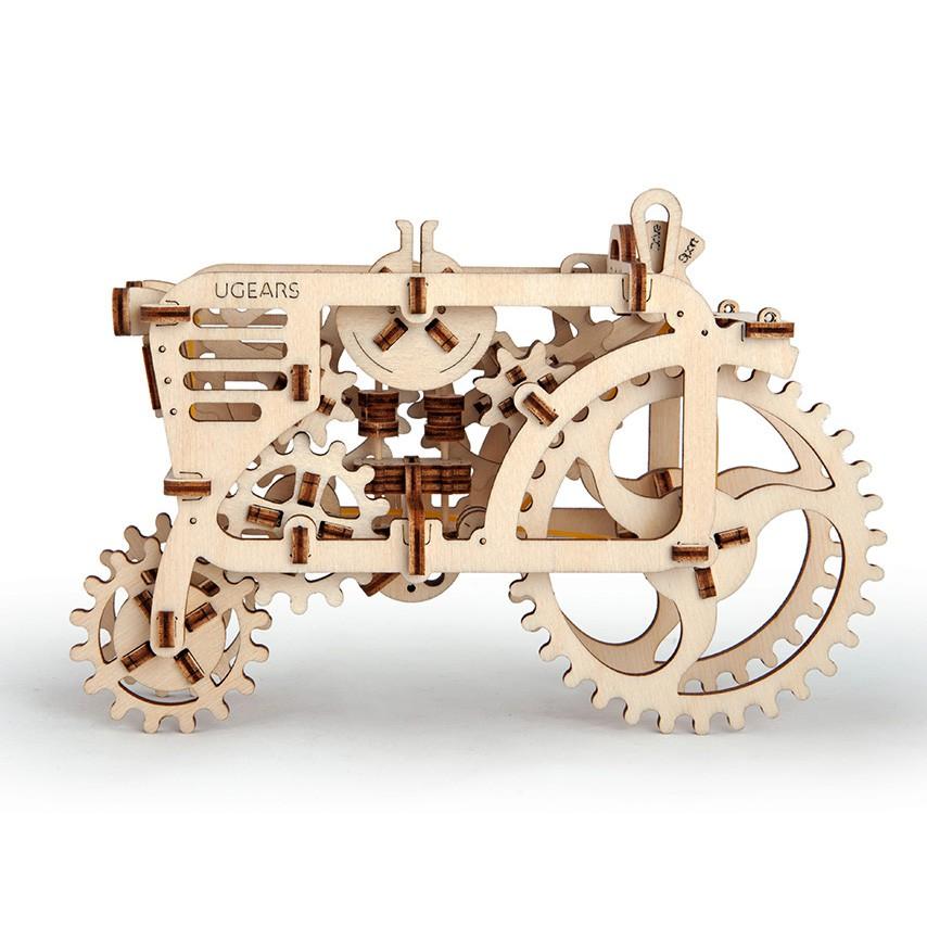Puzle 3d diy tractor regalo