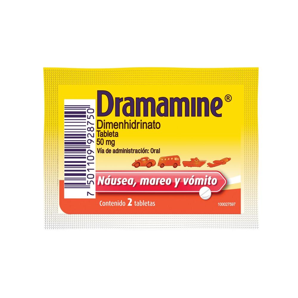 Dimenhidrinato 50 mg