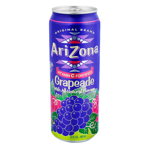Néctar sabor uva Lata 680 ml