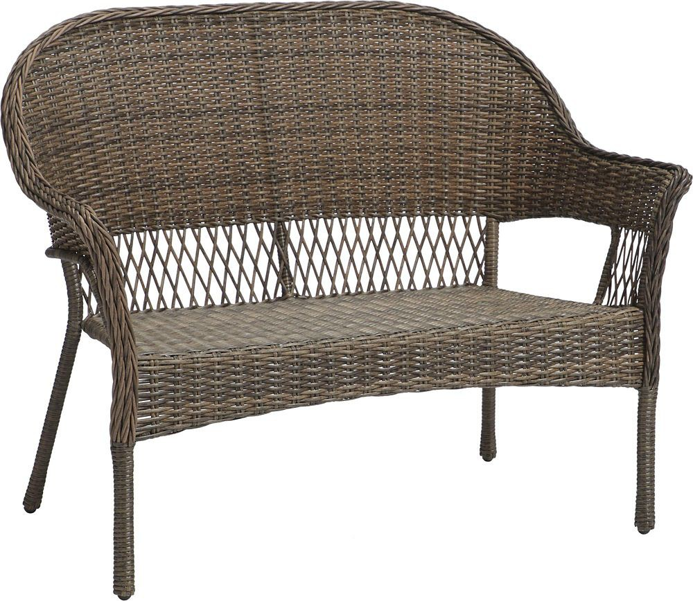 Incredible Canvas Canterbury Patio Loveseat Canadian Tire Theyellowbook Wood Chair Design Ideas Theyellowbookinfo