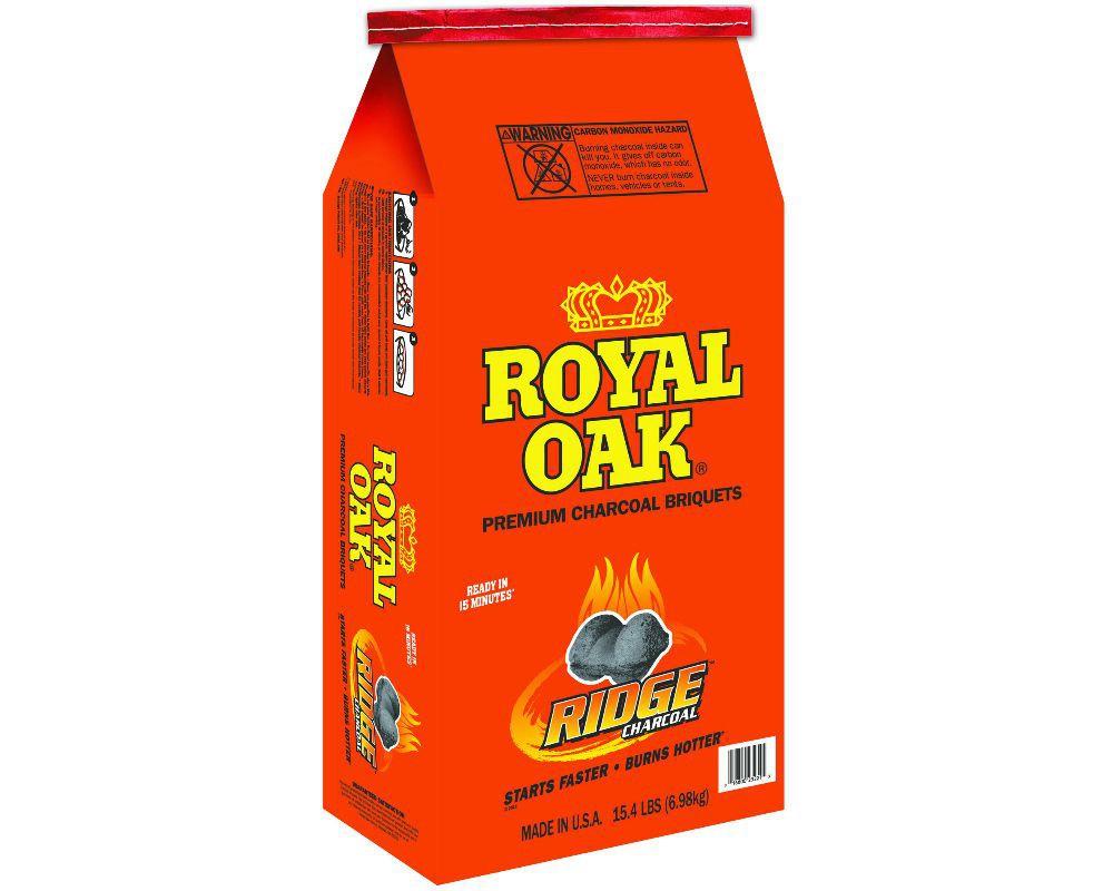 Ridge premium charcoal briquets 6.98 kg