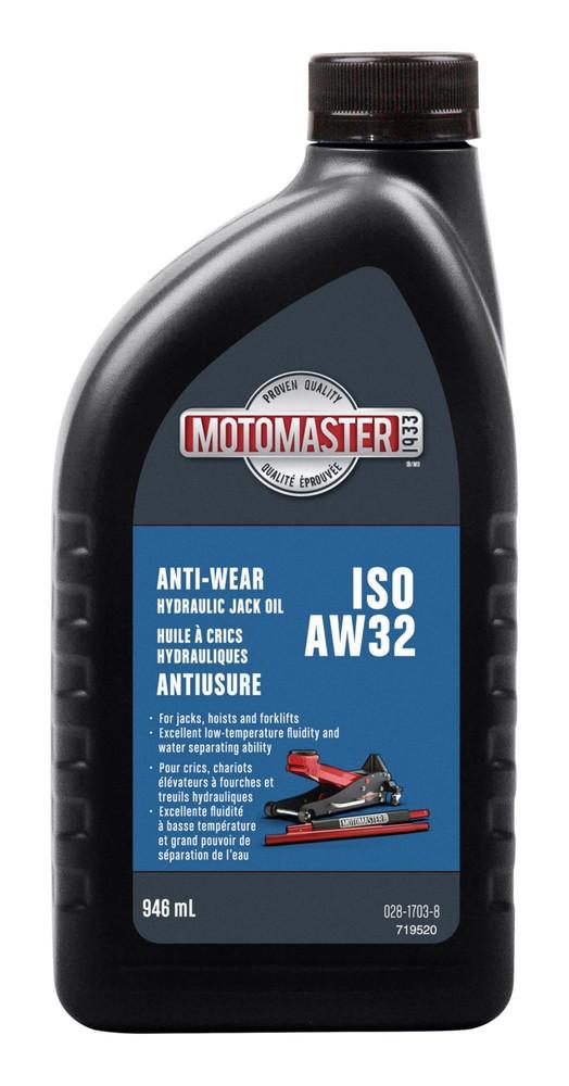 MotoMaster AW32 Hydraulic Oil · Canadian Tire · Cornershop