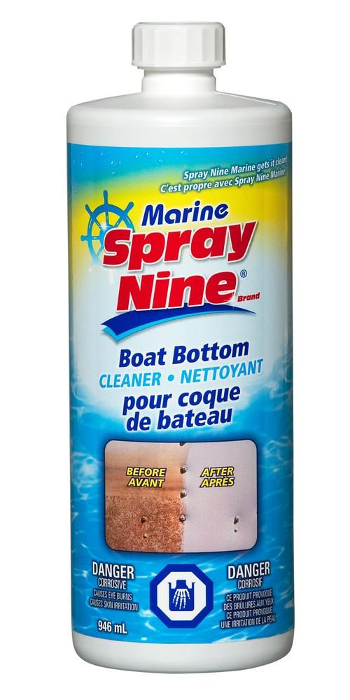 Spray Nine Marine Boat Bottom Cleaner