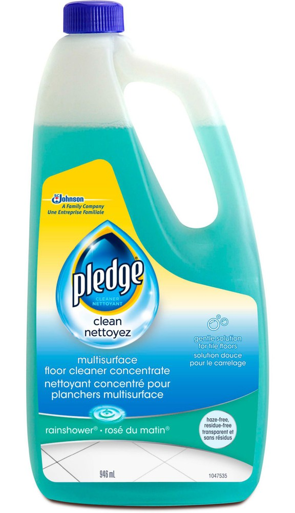 Pledge Floor Cleaner At Home