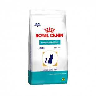 Alimento Vet felino hypoallergenic