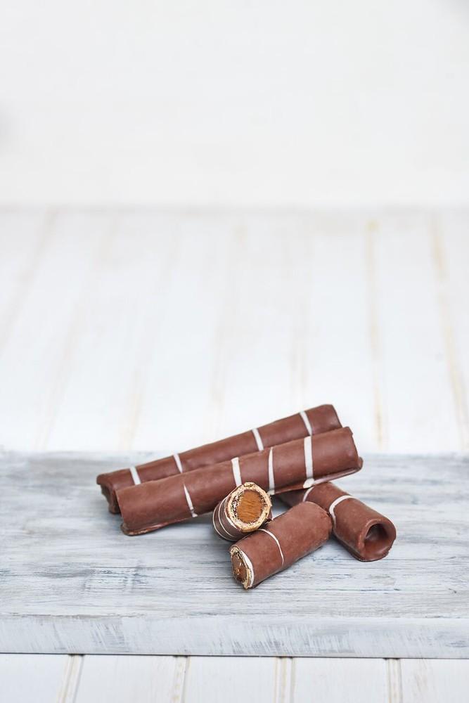 Cuchuflí chocolate manjar 1 un