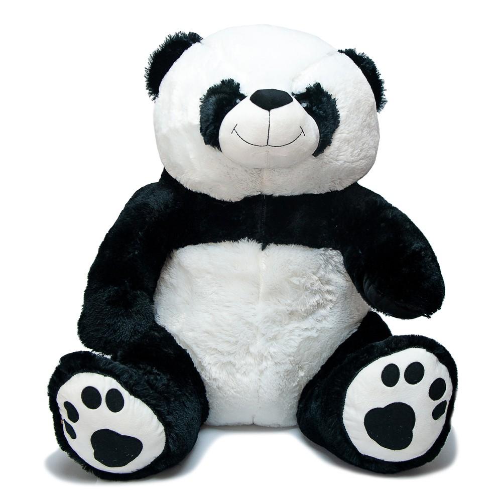 Oso panda poderoso Oso panda de peluche de 76 cm