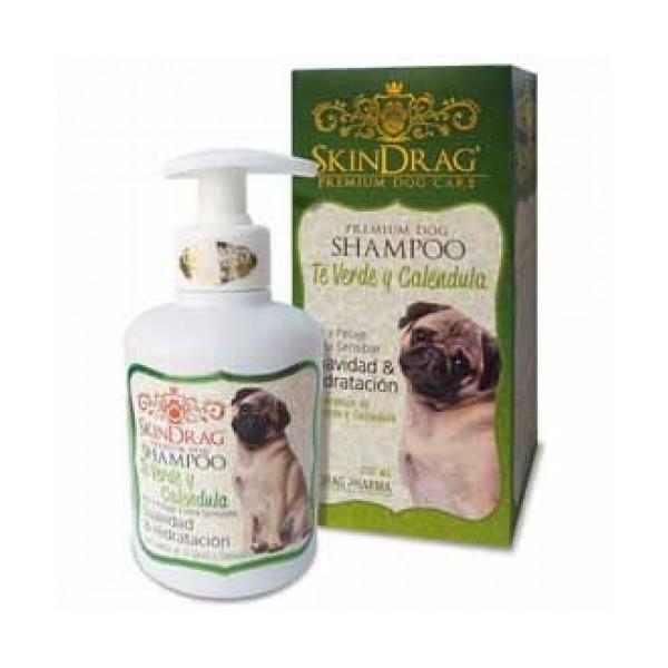 Shampoo Te Verde y Caléndula