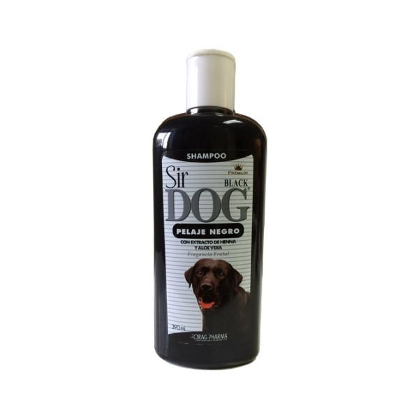 Shampoo SirDog Black
