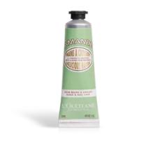 Crema de manos deliciosas almendra 30ml travel