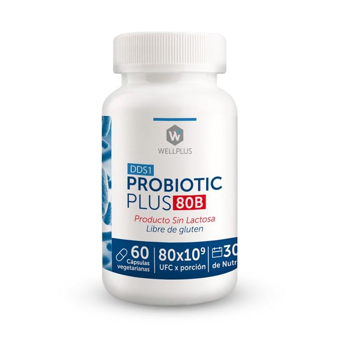 Probiótico 80billones