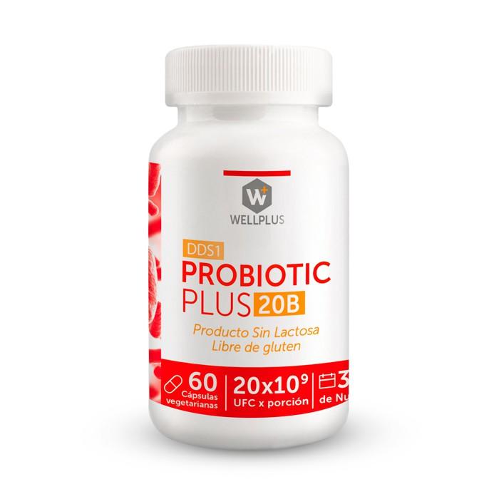 Probiótico 20billones