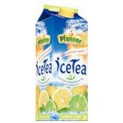 Té helado lima limón