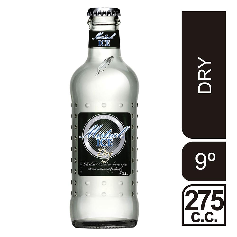 Cóctel dry 9°