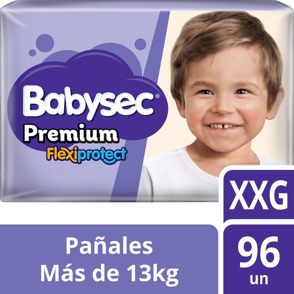 Pañal premium flexi protect talla XXG