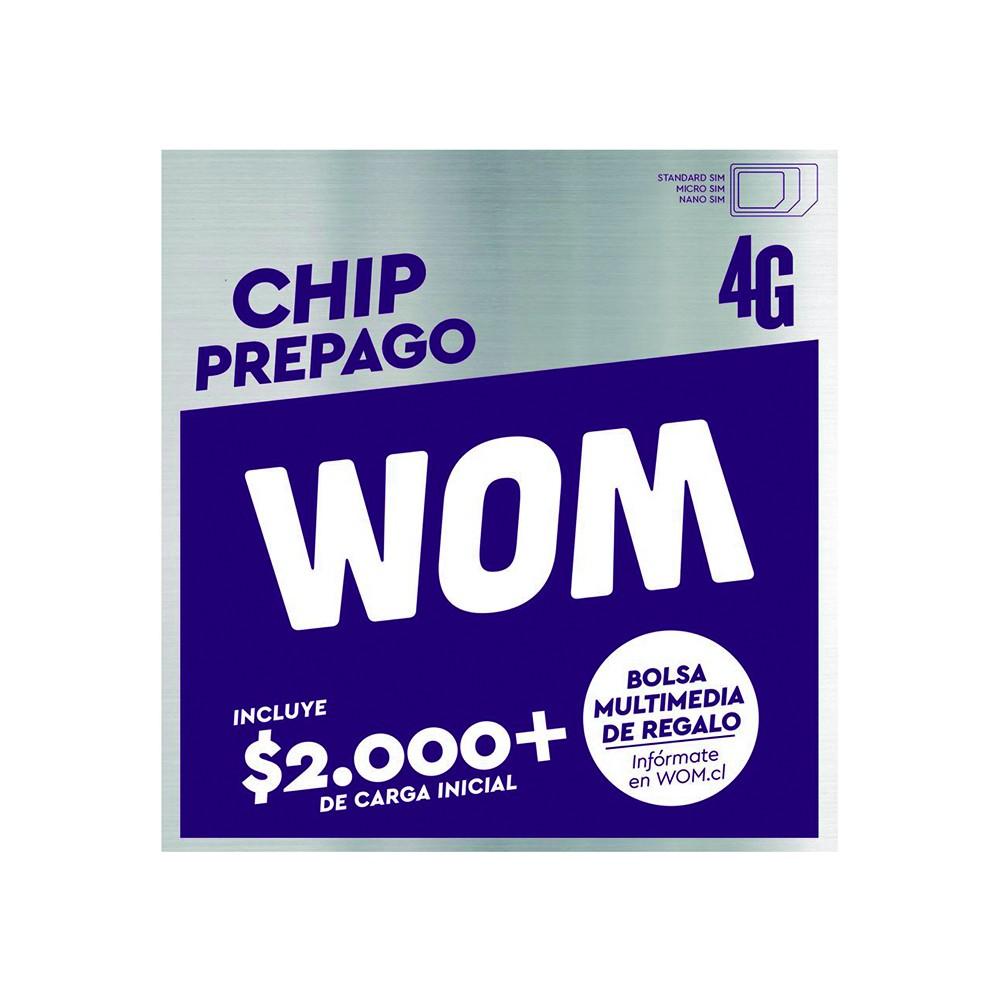 Chip wom multimedia