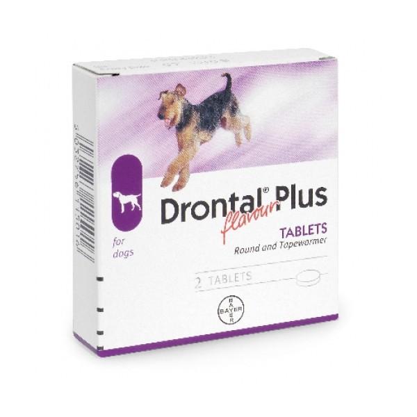 Drontal plus saborizado 35 kg