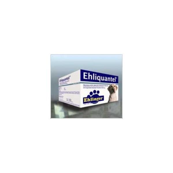 Ehlicuantel antiparasitario 10kg 1 tableta