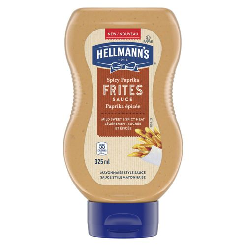 Spicy chipotle frites sauce