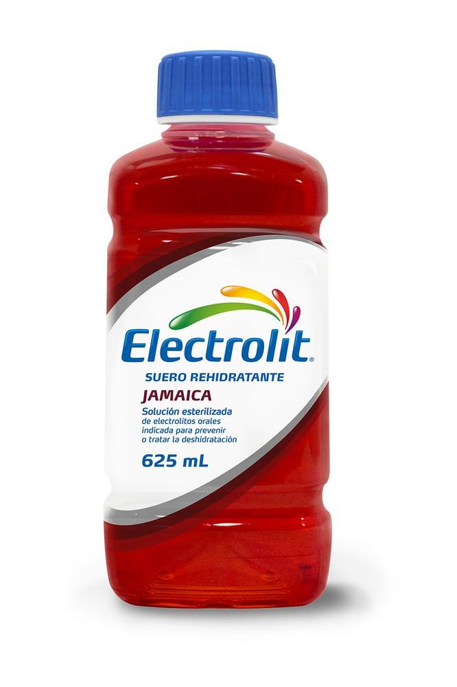 Suero rehidratante sabor jamaica