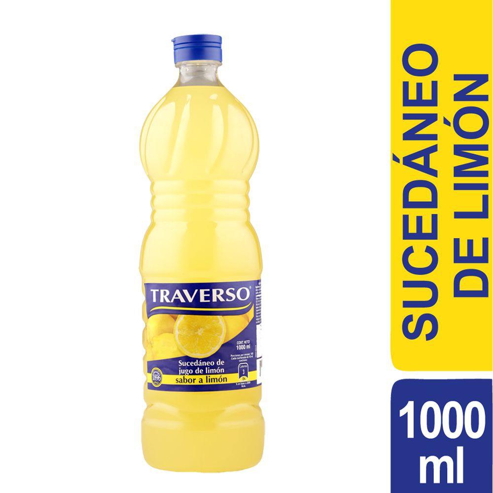 Sucedáneo jugo de limón