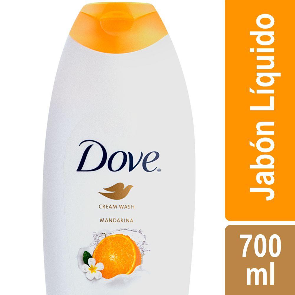 Jabón líquido mandarina