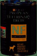 Alimento Canine función renal