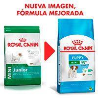 Alimento perro mini junior Bolsa 2.5 kg