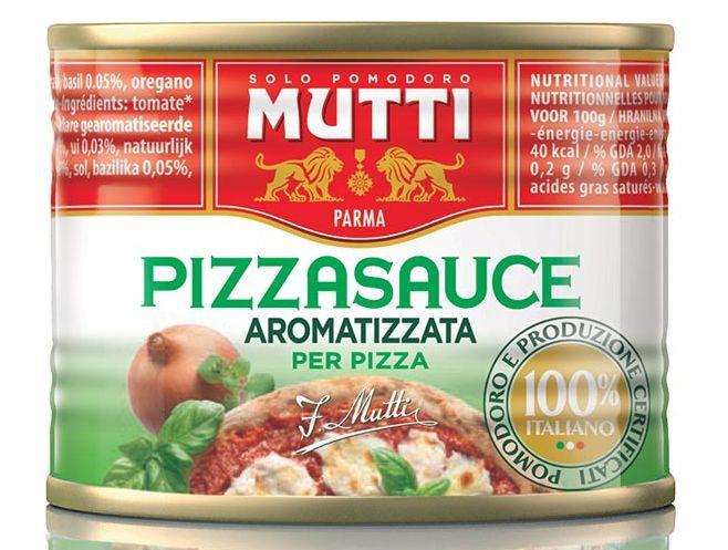 Pizza sauce aromatizzata per pizza 210 gr