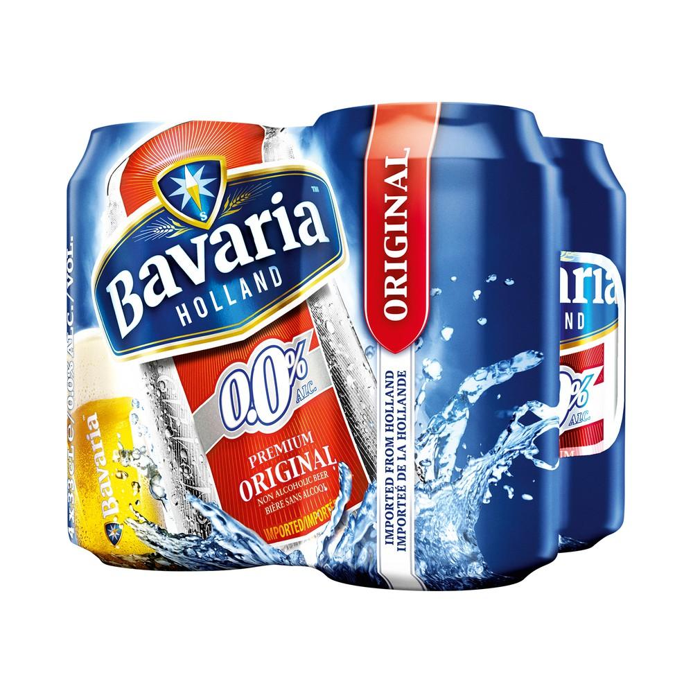 Cerveza premium sin alcohol