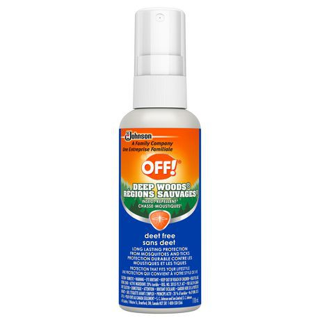 Off! Deep Woods® Insect Repellent - Deet Free