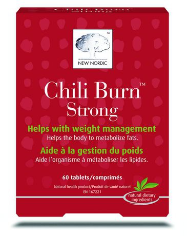 Chili burn strong tablets