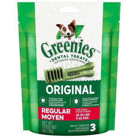 Dental dog treats regular original 85 g