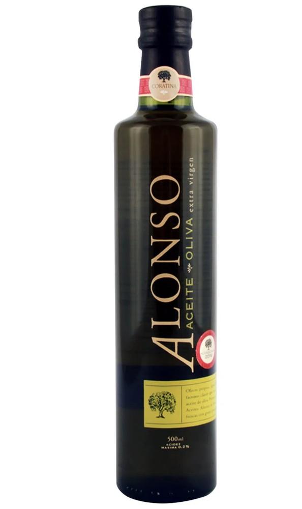 Aceite de oliva premium coratina 500 ml