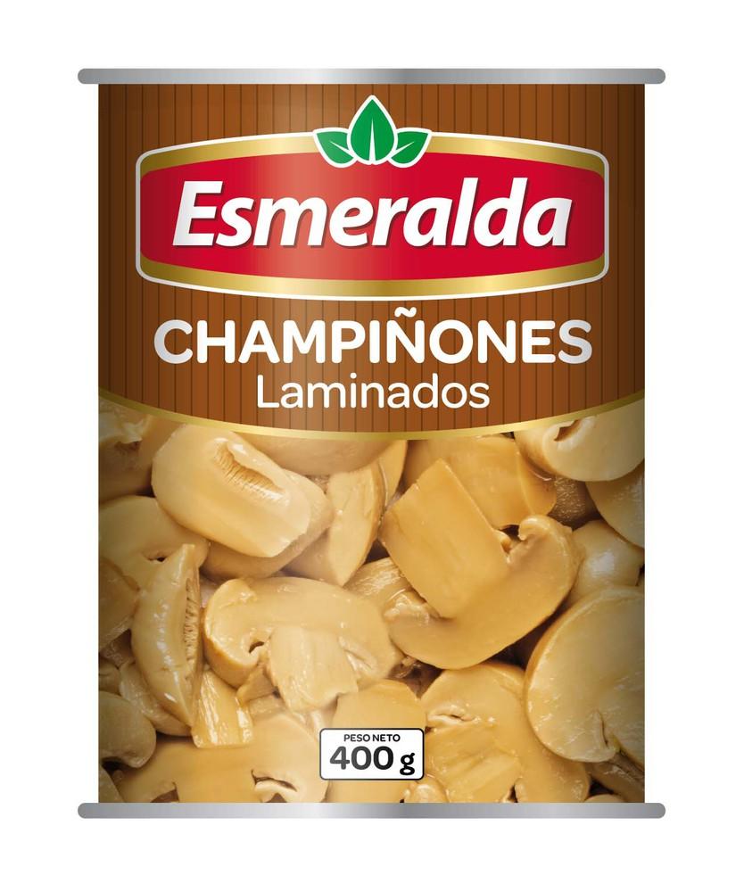 Champiñones laminados Lata 400 g